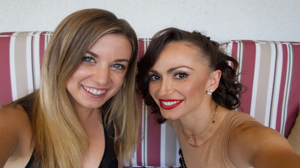 How I Hung Out With Karina Smirnoff | Karina Smirnoff's Karina Collection Launch