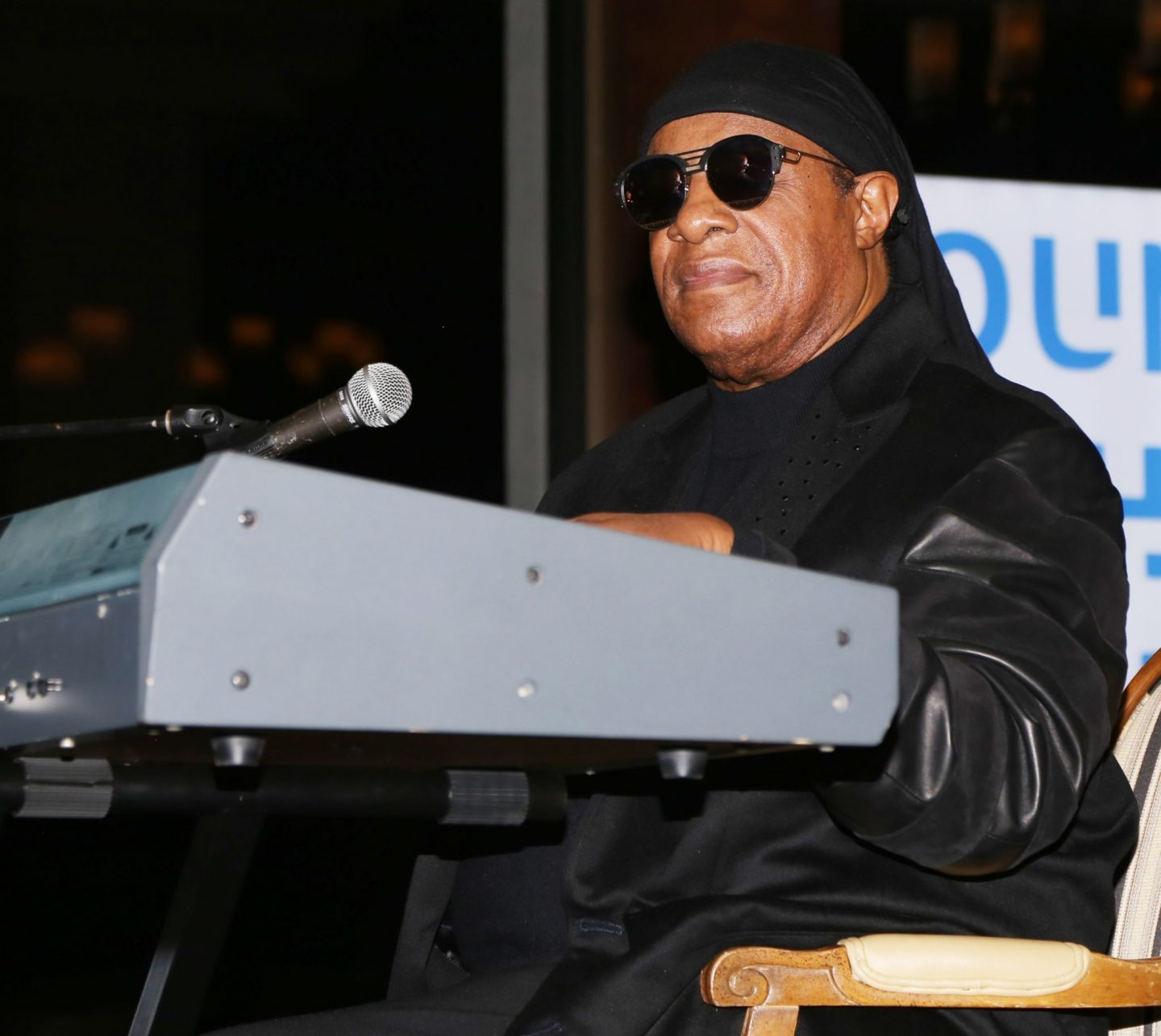 Advice From Stevie Wonder 'You Don't Have To Have Sight To Have A Vision'