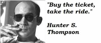 How 22-Year-Old Hunter S. Thompson Explained The Meaning of Life