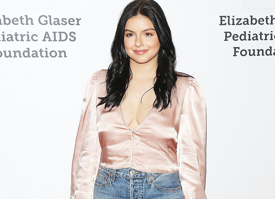 Ariel Winter Talks Internet Bullying and Staying Grounded